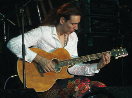 steve vai madrid real illusions reflections tour
