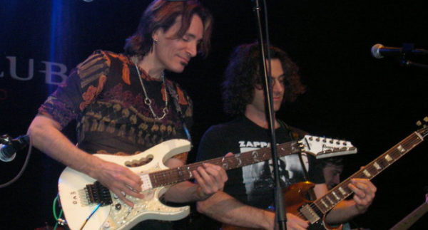 steve vai zappa plays zappa tour cabazon 2006