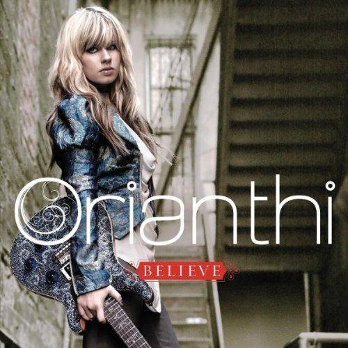 stevevai.it - Orianthi - Believe