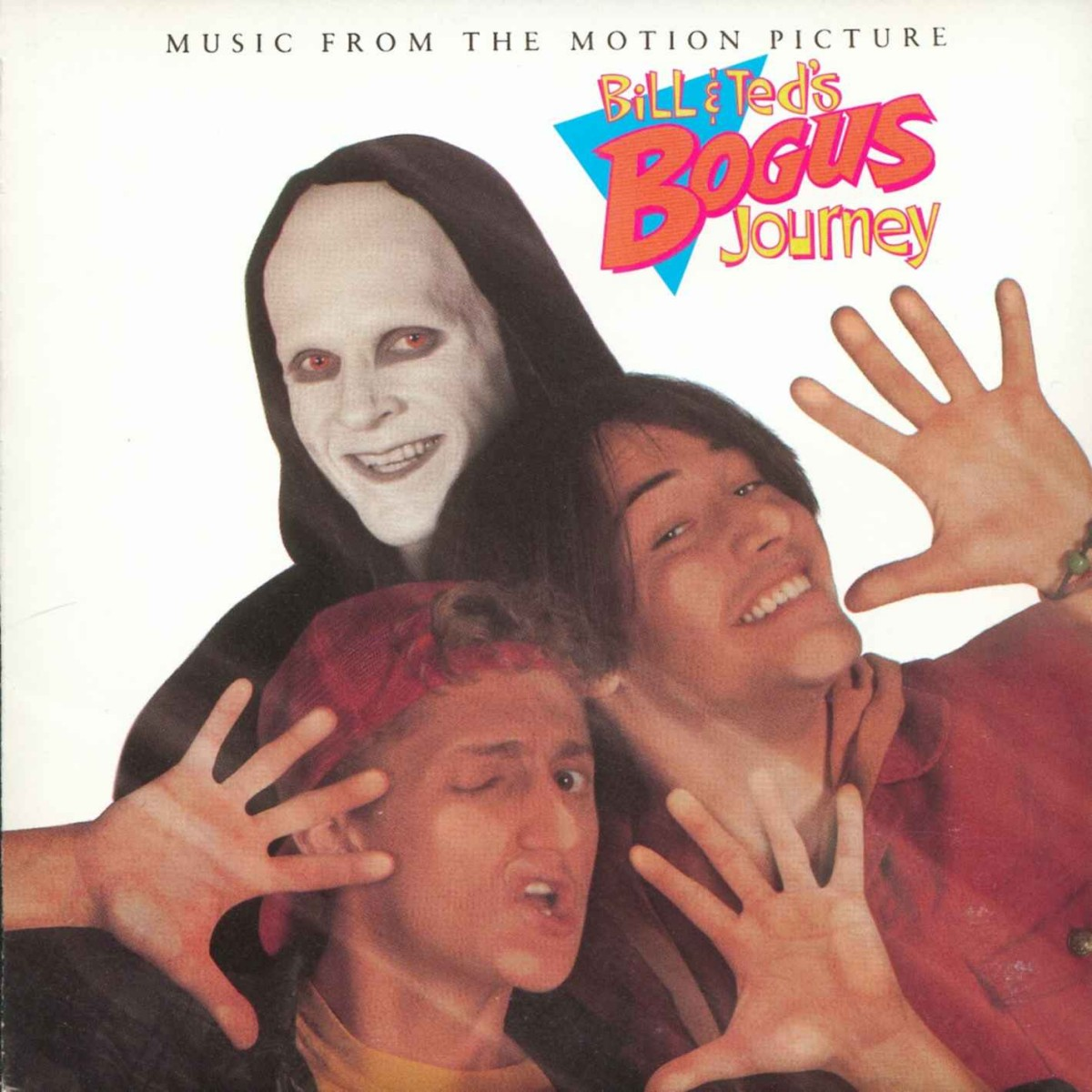 stevevai.it - Bill & Ted's Bogus Journey