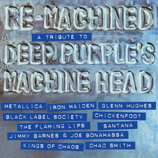 stevevai.it - AA.VV. - Re-Machine Head