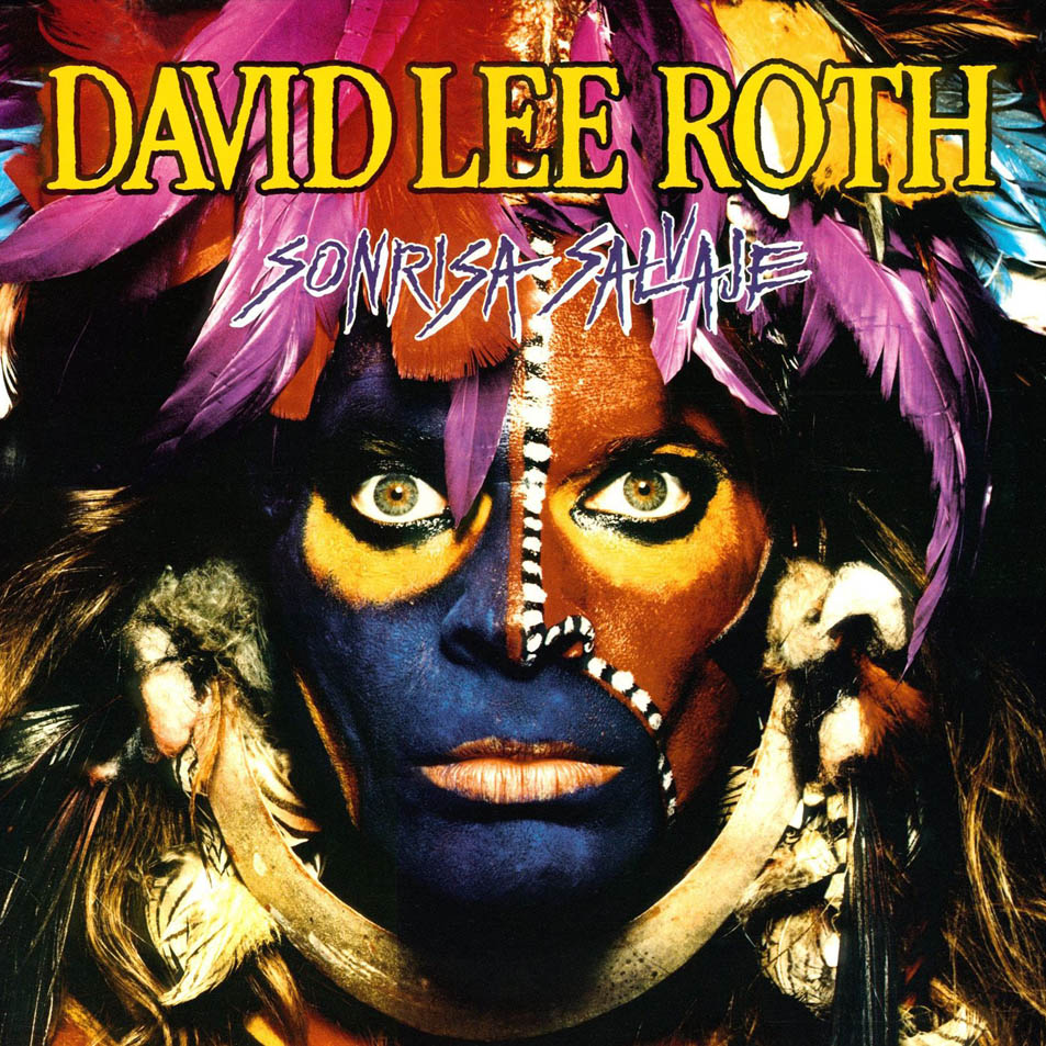 stevevai.it - David Lee Roth - Sonrisa Salvaje