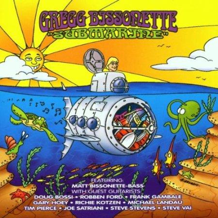 stevevai.it - Gregg Bissonette - Submarine