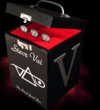 stevevai.it - Steve Vai - The Secret Jewel Box