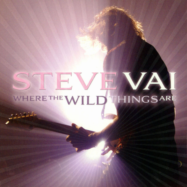 stevevai.it - Steve Vai - where the wild things are