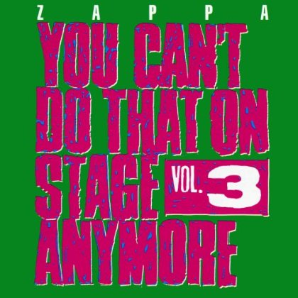stevevai.it - Frank Zappa - You can't do that on stage anymore vol. 3