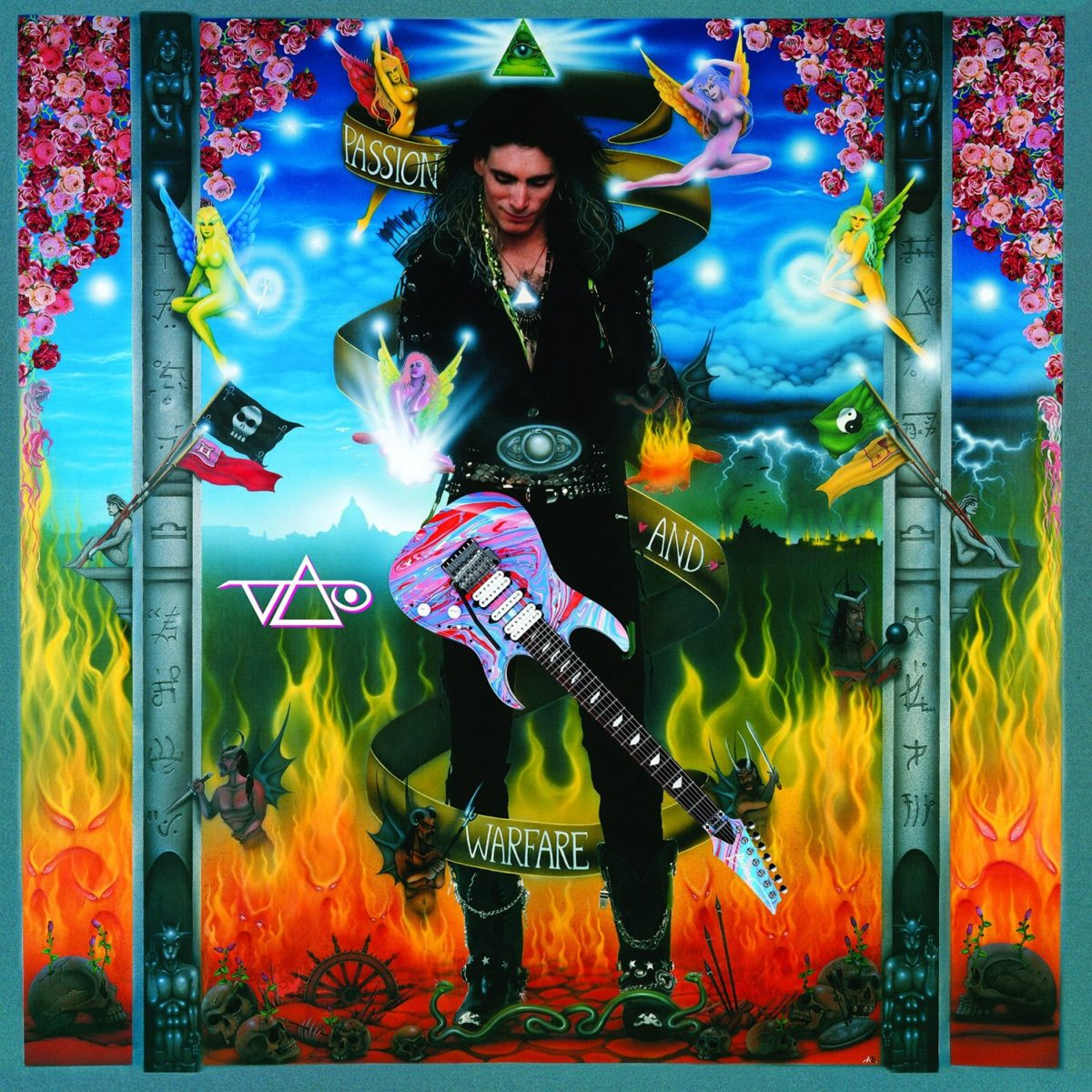 stevevai.it - Steve Vai - Passion and Warfare 25th