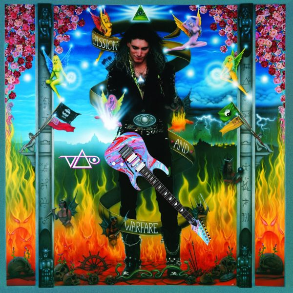 stevevai.it - Steve Vai - Passion and Warfare 25th