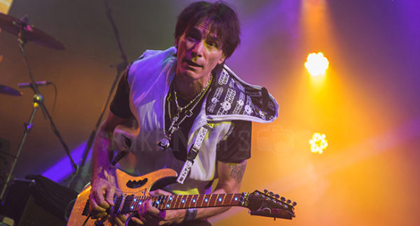 Steve Vai Budapest Passion and Warfare 25th Tour