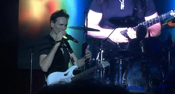 Steve Vai Charlotte Passion & Warfare 25th Tour