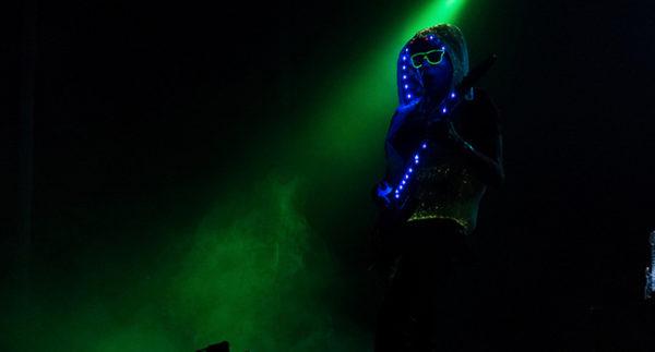 Steve Vai Salt Lake City Passion & Warafre 25th Tour