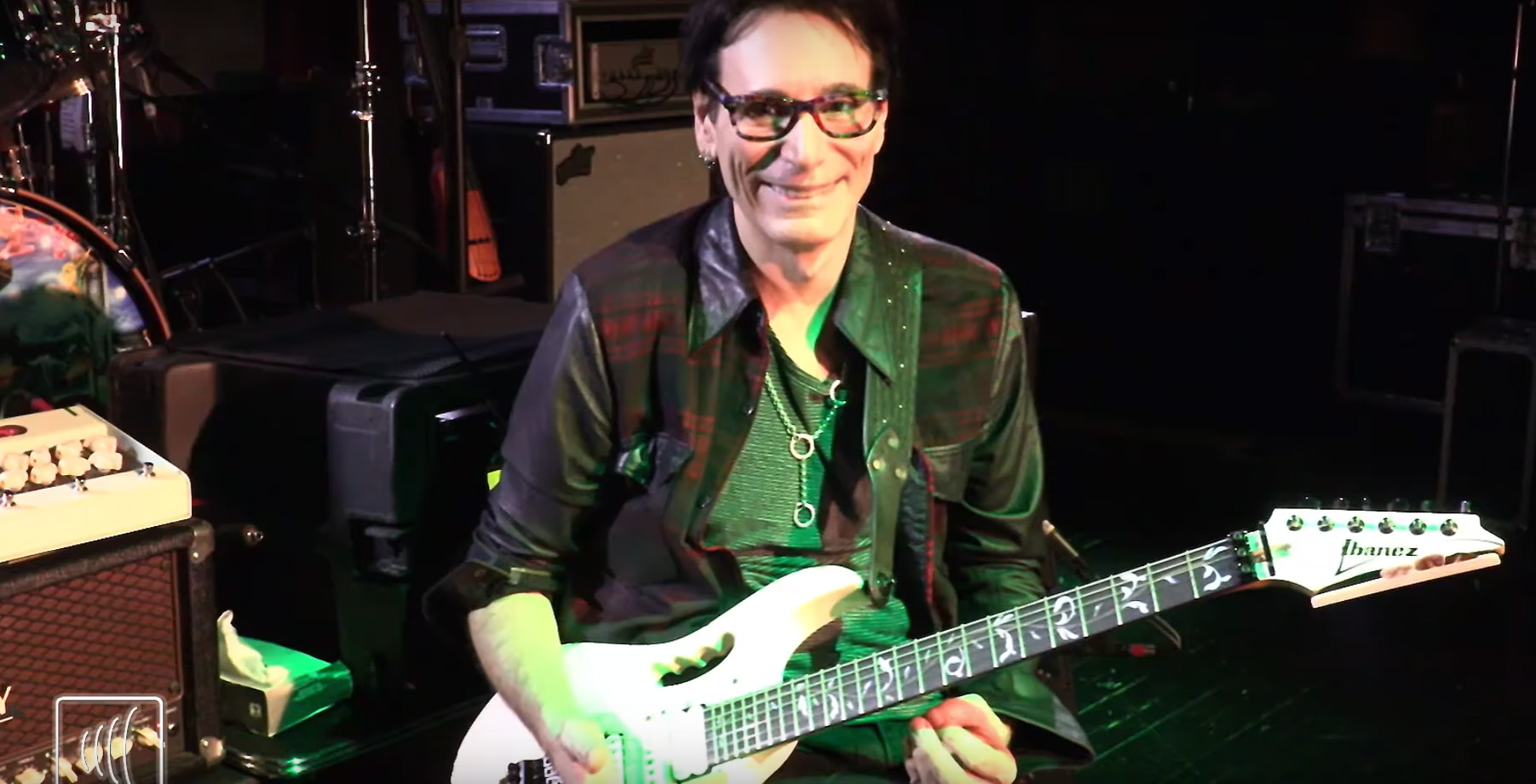 Steve Vai - Carvin Audio Legacy Preamp