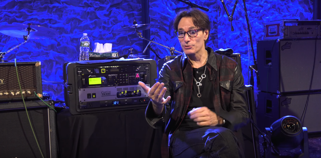 Steve vai Front and Center