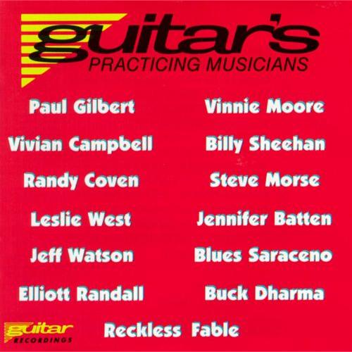 stevevai.it - AA.VV. - Guitar's Practicing Musicians