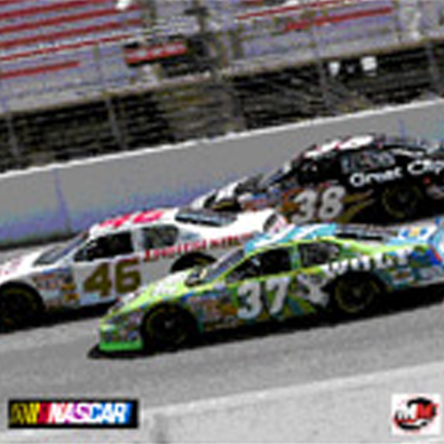 stevevai.it - AA.VV. - The sound of Nascar