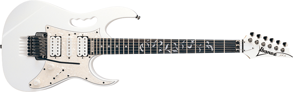 stevevai.it - Ibanez Jem 555 WH