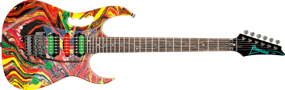 stevevai.it - Ibanez Jem Y2K DNA