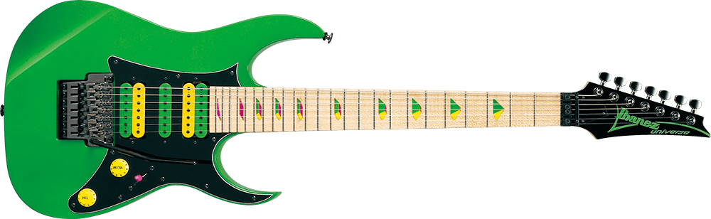 stevevai.it - Ibanez UV777 GR