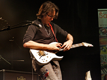 steve vai messina alien guitar secrets masterclass 2009