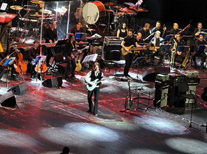steve vai mosca the evolution tempo orchestra tour