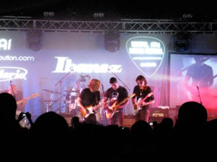 steve vai neustadt a.d. aisch alien guitar secrets masterclass 2009
