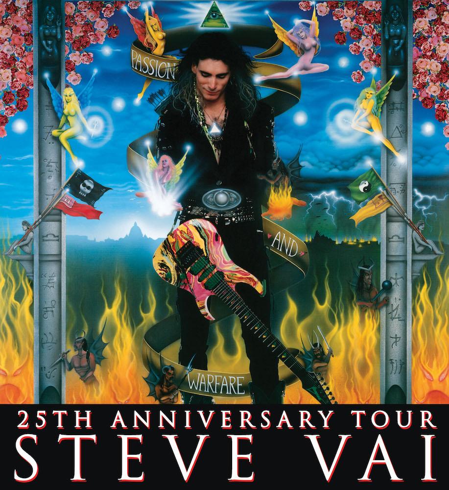 passion and warfare 25th tour