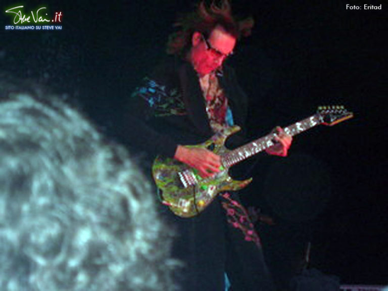 steve vai los angeles sound theories tour