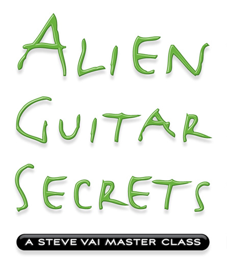 stevevai.it - alien guitar secrets masterclass