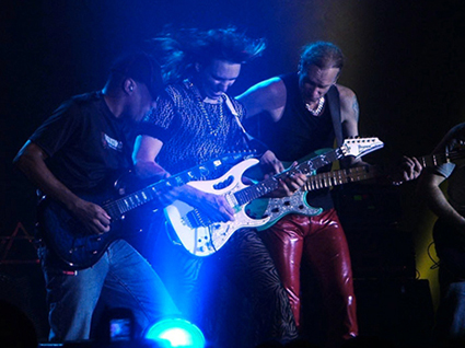 stevevai.it - Steve Vai - Milano - Real Illusions Reflections Tour