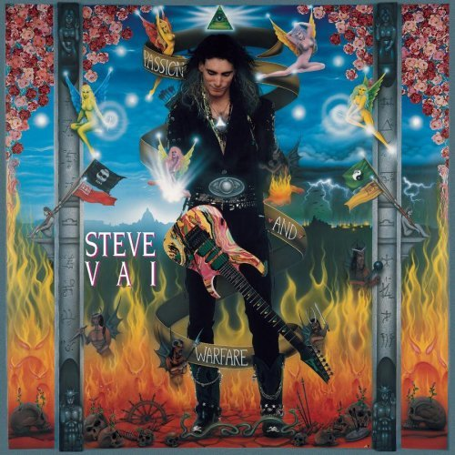 stevevai.it - Steve Vai - Passion and Warfare