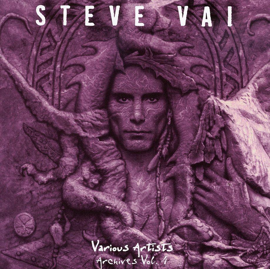 stevevai.it - Steve Vai - Archives vol. 4