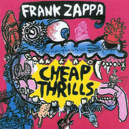 stevevai.it - Frank Zappa - Cheap Thrills