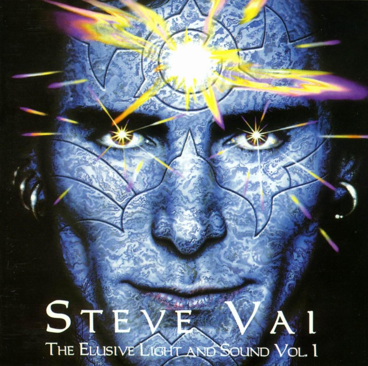 stevevai.it - Steve Vai - The Elusive light and sound vol. 1
