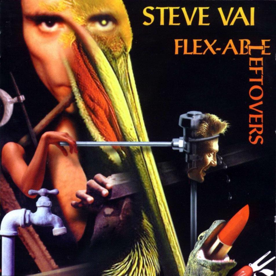 stevevai.it - Steve Vai - Flexable Leftovers
