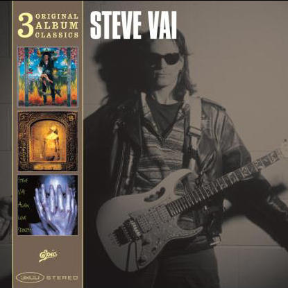 stevevai.it - Steve Vai - Original Album Classics