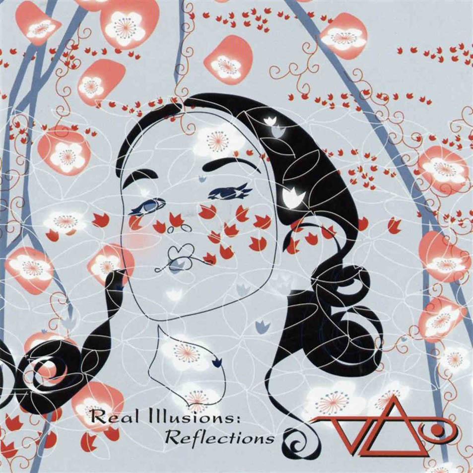 stevevai.it - Steve Vai - Real Illusions: Reflections