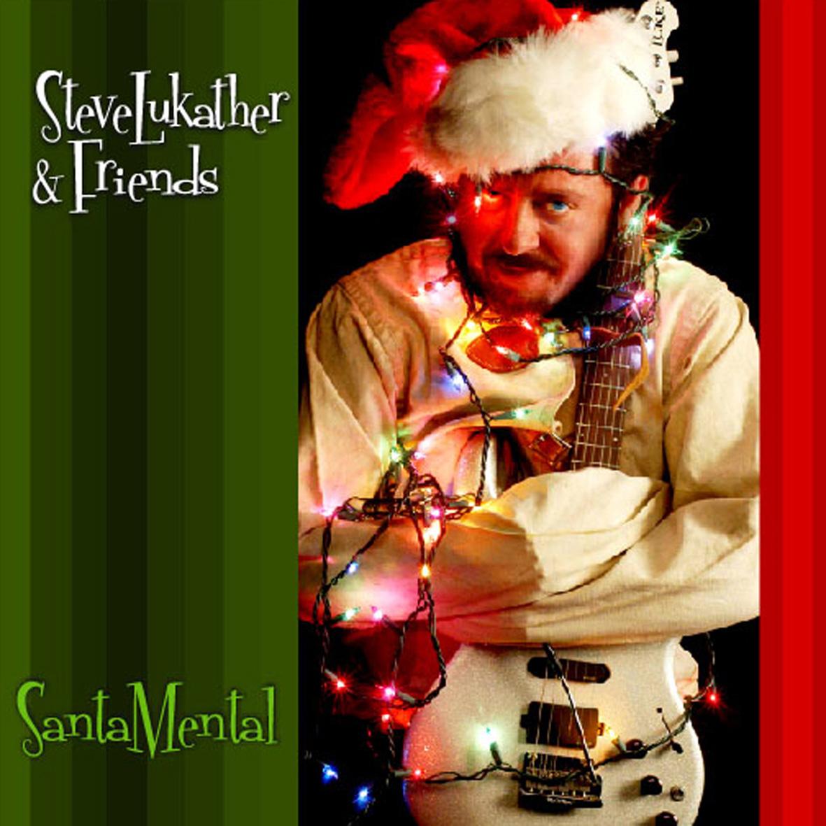 stevevai.it - Steve Lukather & Friends - Santamental
