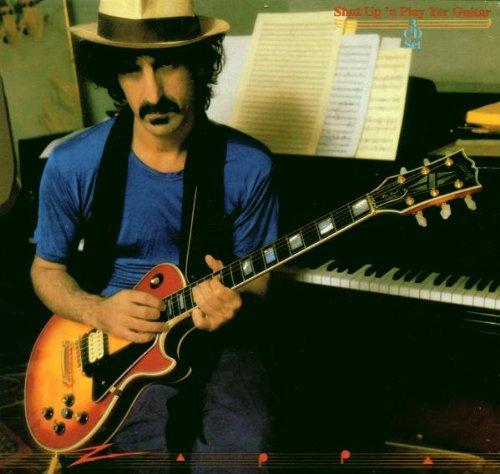stevevai.it - Frank Zappa - Shut up 'n play yer guitar