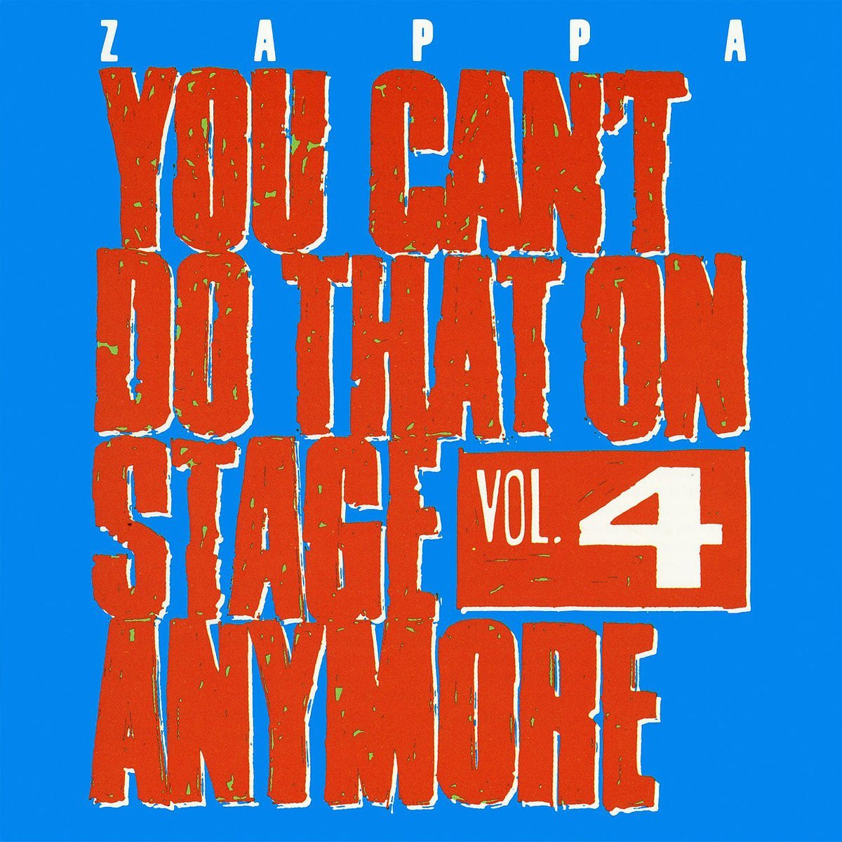stevevai.it - Frank Zappa - You can't do that on stage anymore vol. 4