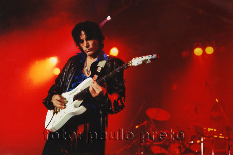 Steve Vai - San Paolo - Fire Garden Tour