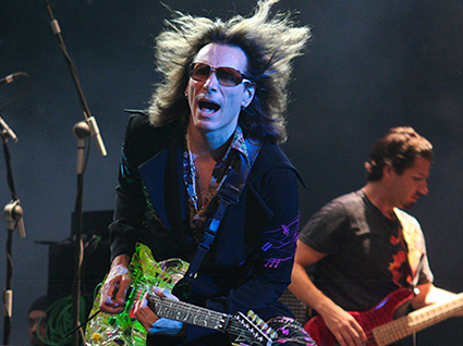 stevevai.it - steve vai almeria sound theories tour