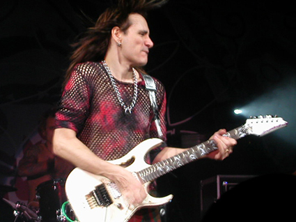 steve vai asheville real illusions reflections tour
