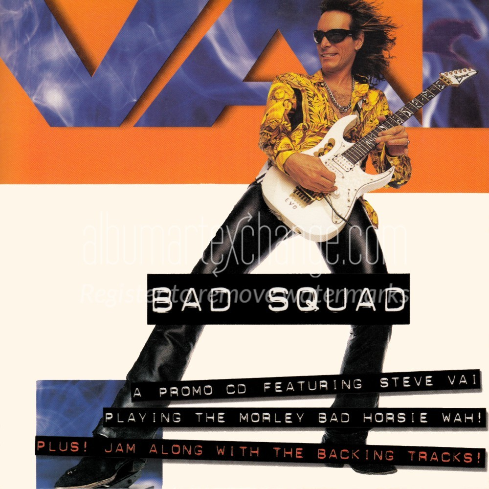 stevevai.it - Steve Vai - Bad Squad