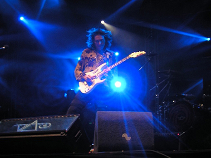 stevevai.it - Steve Vai Biddinghuizen Sound Theories Tour