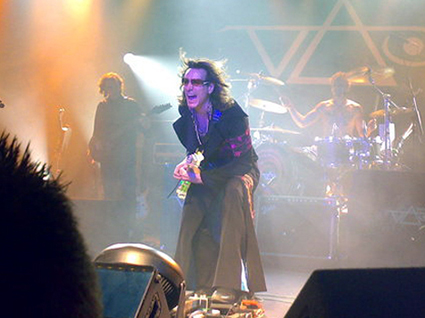 stevevai.it - Birmingham sound theories tour