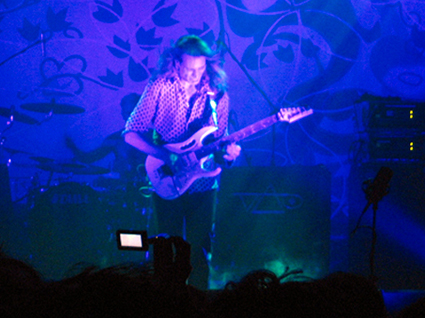 steve vai firenze real illusions reflections tour
