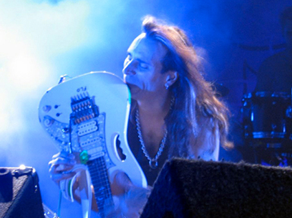 steve vai glasgow real illusions reflections tour