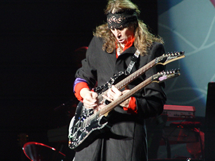 steve vai los angeles real illusions reflections tour