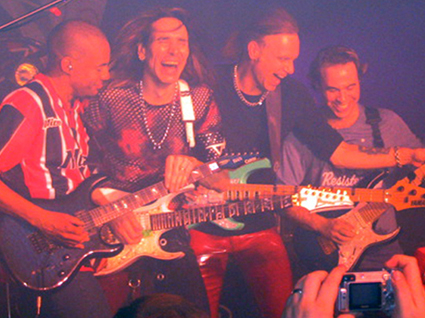stevevai.it - Steve Vai - Nashville - Real Illusions reflections tour