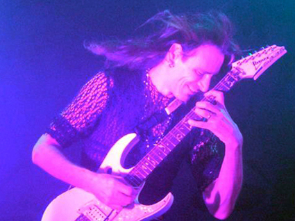 stevevai.it - Steve Vai - Newcastle - Real Illusions Reflections Tour